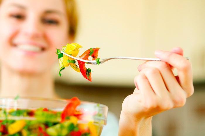 Основные правила бессолевой диеты
