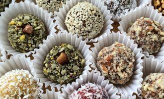 Рецепты конфет из сухофруктов и орехов пошагово