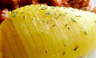 Как сварить картошку в микроволновке рецепты