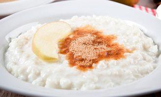 Как варить молочную рисовую кашу рецепты