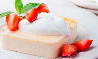 Низкокалорийные десерты из творога для всей семьи