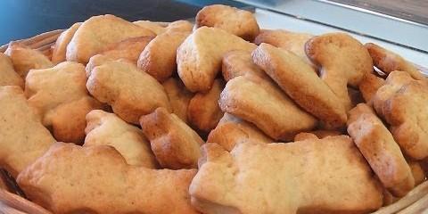 Быстрое постное печенье видео рецепт