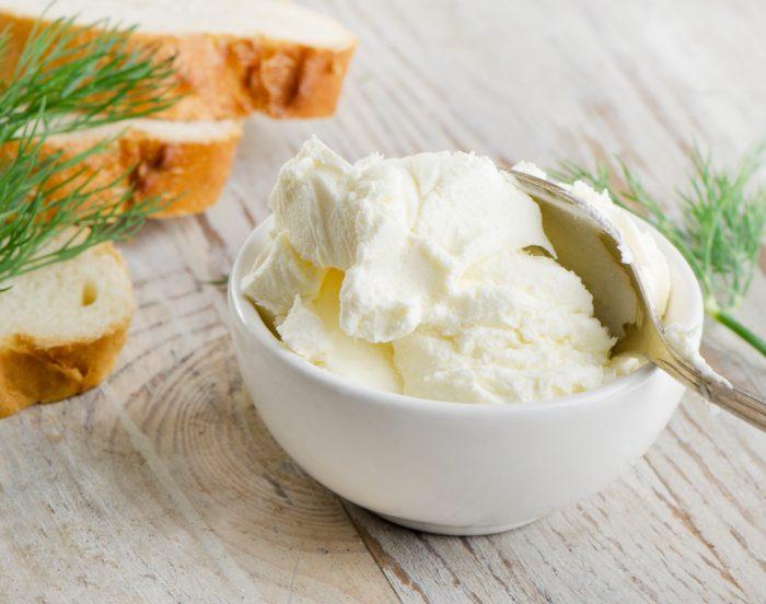 Сливочный сыр Чем отличается йогурт от кефира