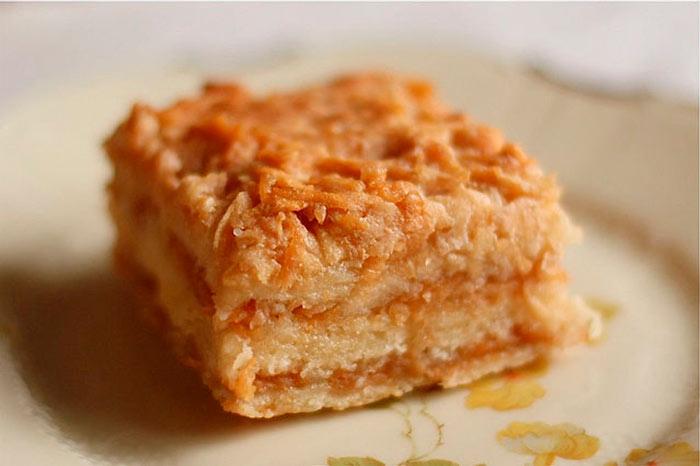 Болгарский пирог в мультиварке