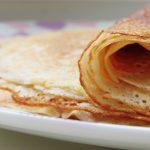 Диетические блины: рецепты из гречневой, овсяной и кукурузной муки