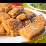 Домашние постные крекеры — рецепт — YouTube