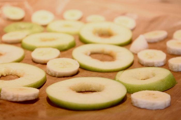 Подготовка плодов