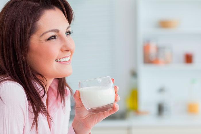Усвоение молока в организме