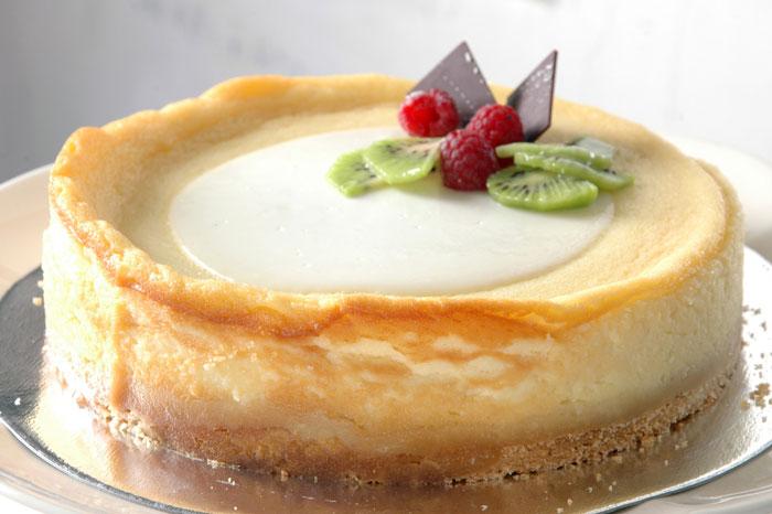 Классический сырный пирог