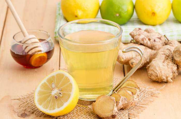 Горячий лимонад