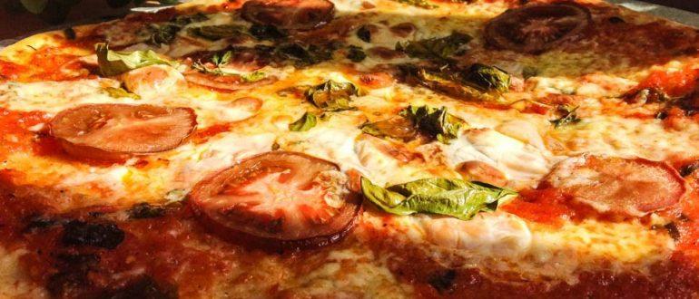 Вкусный рецепт домашней пиццы в духовке