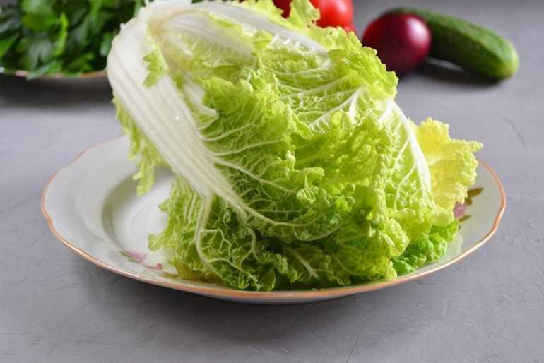 диетические рецепты из капусты