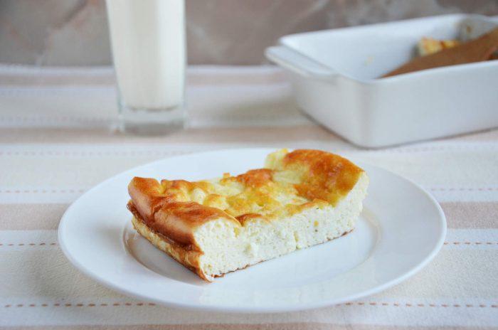 Рецепт без молока