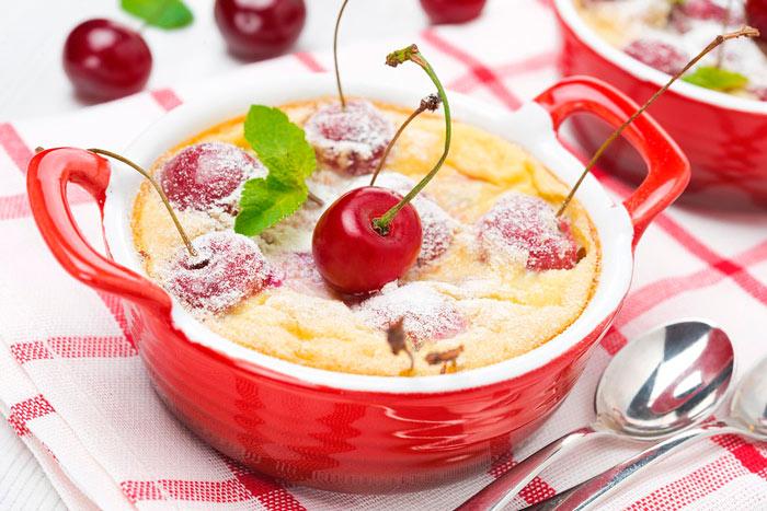 Необычный вариант десерта от Жерара Жепартье