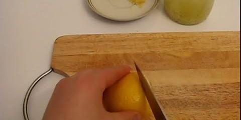 Имбирно-Мускатный Лимонад
