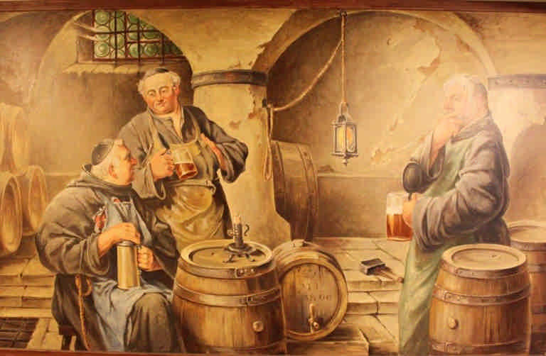 Пиво в Средневековье