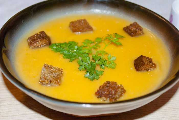 Картофельный суп-пюре: пошаговые рецепты