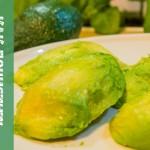 Как быстро отчистить авокадо от кожицы