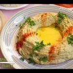 Как приготовить хумус из нута дома — YouTube