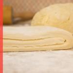 Как приготовить слоеное тесто. Два способа, быстрый и классический