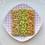Как проращивать зерна Очень детальная инструкция от Мармеладной Лисицы WHEAT GERM — YouTube