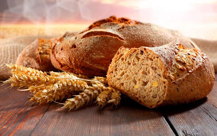 Польза хлеба при негативных состояниях