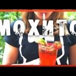 Коктейль Мохито – Клубничный, Безалкогольный