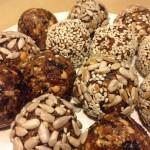 Конфеты из сухофруктов — Шарики из сухофруктов