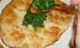 рецепт постных лепешек на сковороде