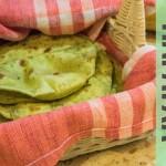 Лепешки из авокадо I Авокадо паратха