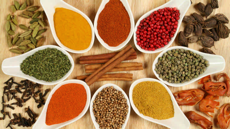 Принципы применения пряностей при готовке