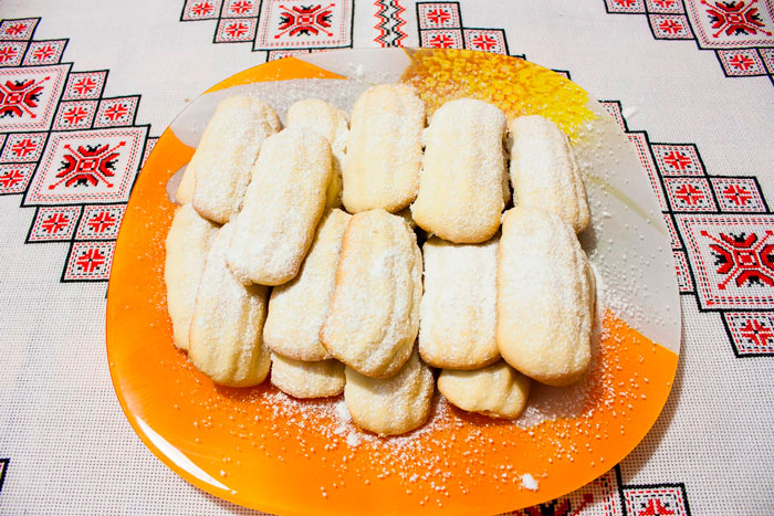 Как приготовить печенье через мясорубку
