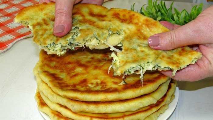Лепешки с капустой-бюджетный завтрак