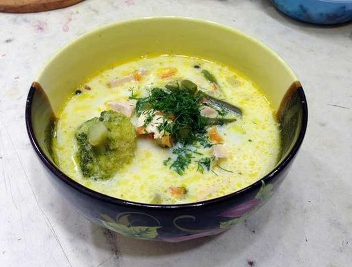 Рецепты вкусного сырного супа: аппетитное удовольствие