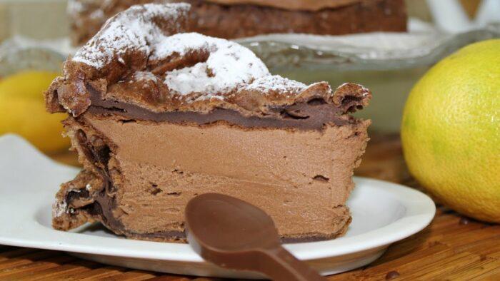 Шоколадная Карпатка