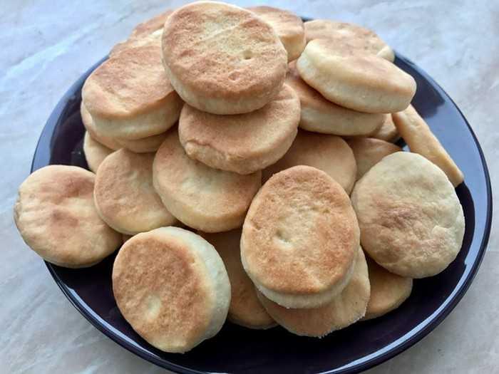 Творожные печения