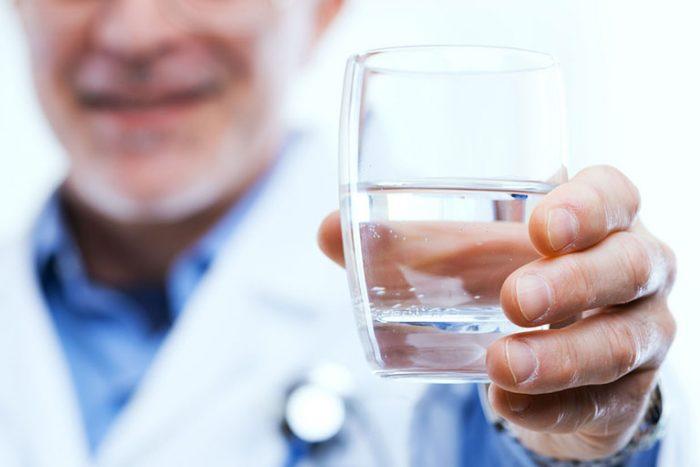 Для чего нужно утром пить воду Отзывы о результатах