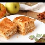 Насыпной яблочный пирог — рецепт Насыпной пирог с яблоками — YouTube