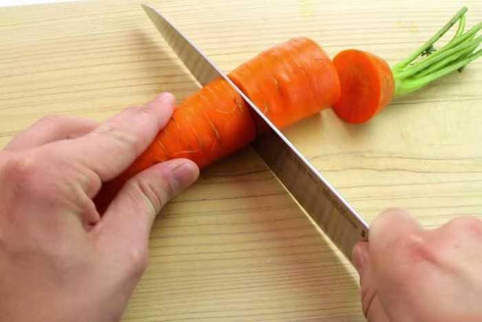 Как нарезать морковь: способы которые вас удивят