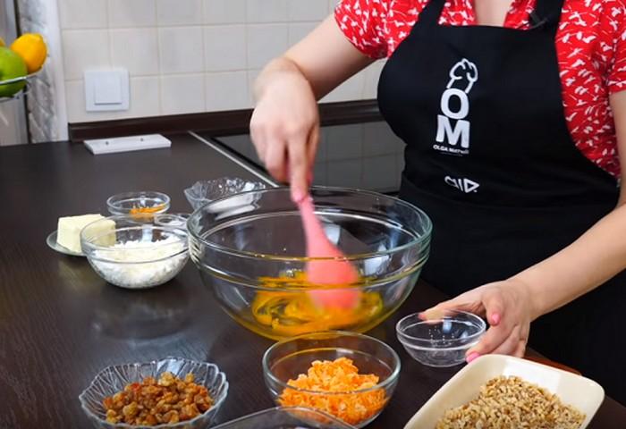 Творожное печенье мини-штоллены от Ольги Матвей