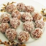 Орехово-инжирные Конфеты