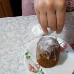 Пасхальные куличи — рецепт вкусных куличей с изюмом — YouTube