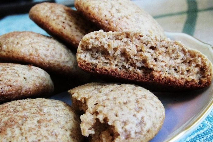 Выпечка: печенье для тех, кто на диете