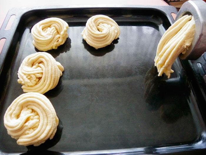 Рецепт печенья на помидорном рассоле