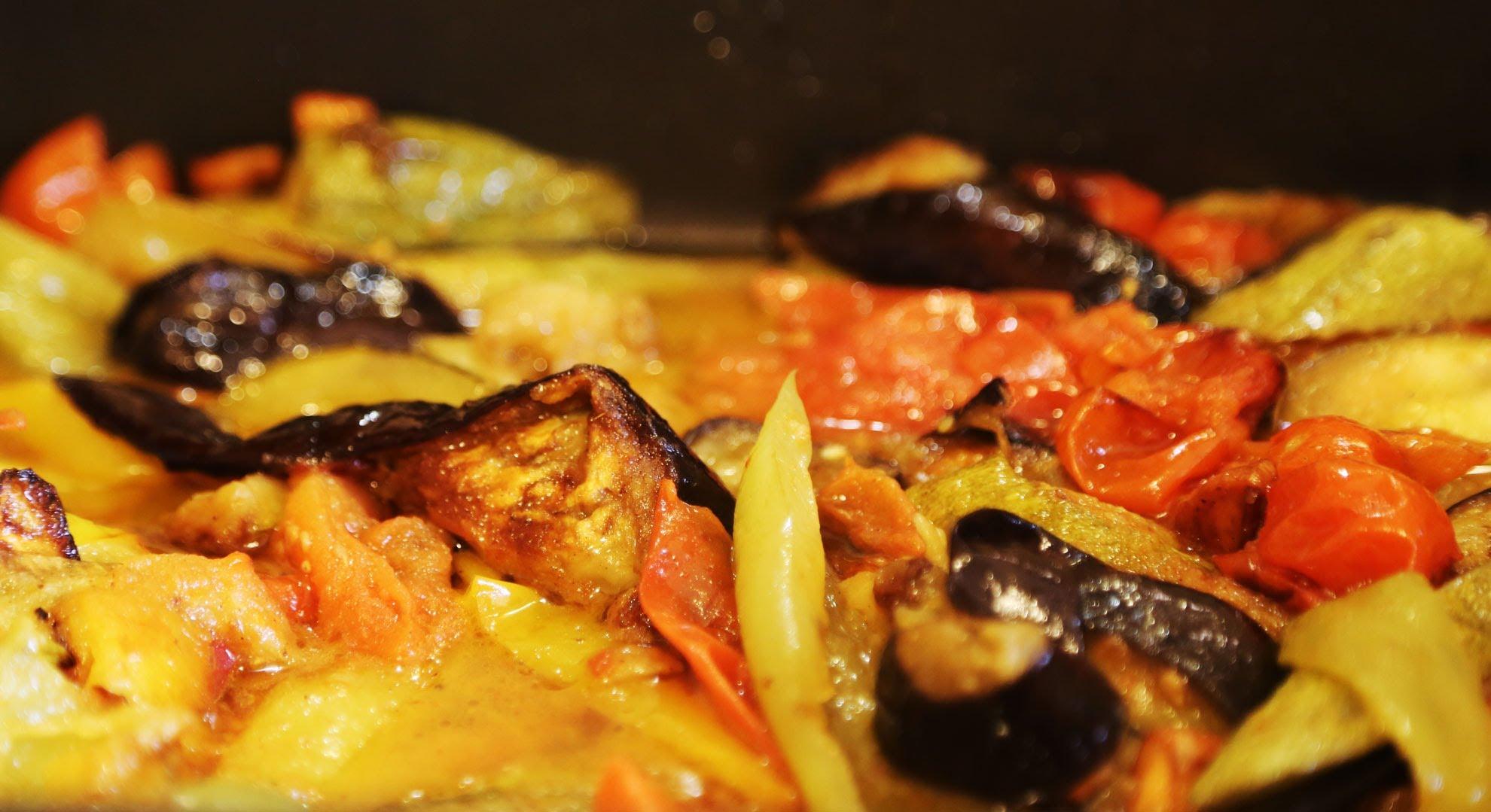 Печеные овощи под грилем: домашние хитрости