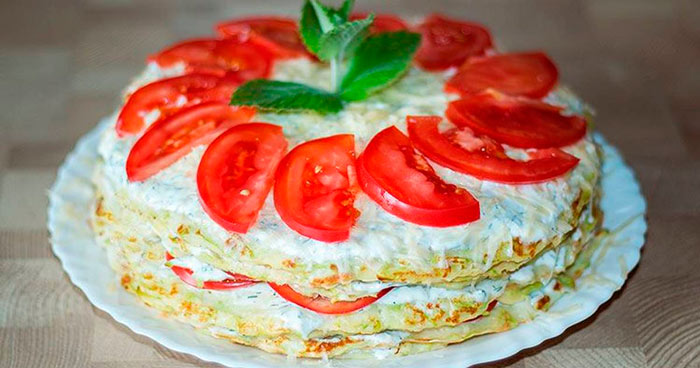 Особенности приготовления кабачкового торта