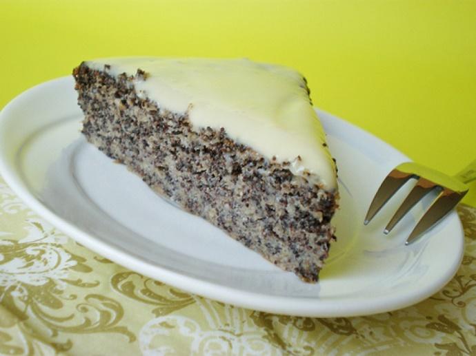 Лимонный тортик