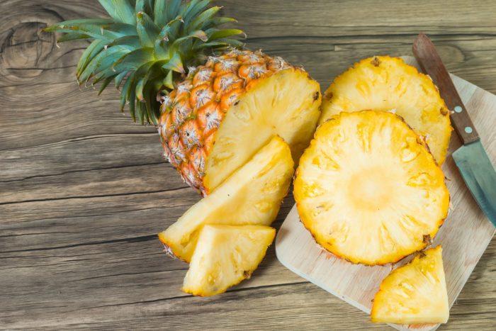 Как правильно выбрать ананас в магазине