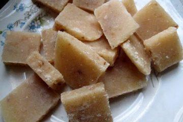 Постный сахар