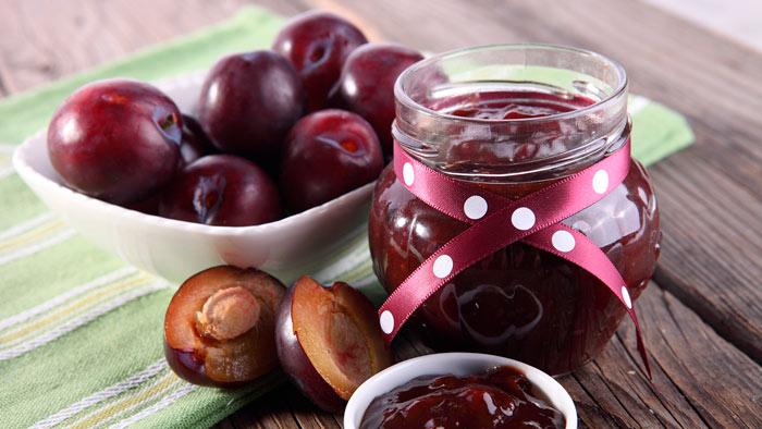 Что сделать из сливы на зиму: джем из перезревших фруктов